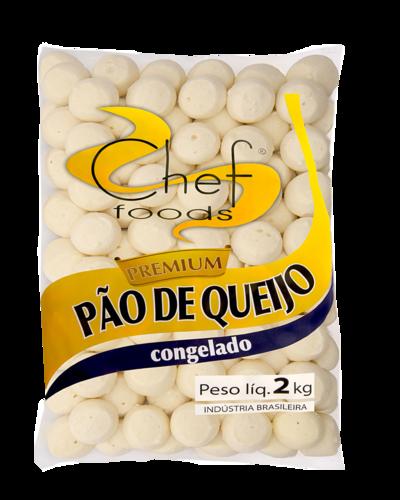 Pão de queijo Premium 2kg